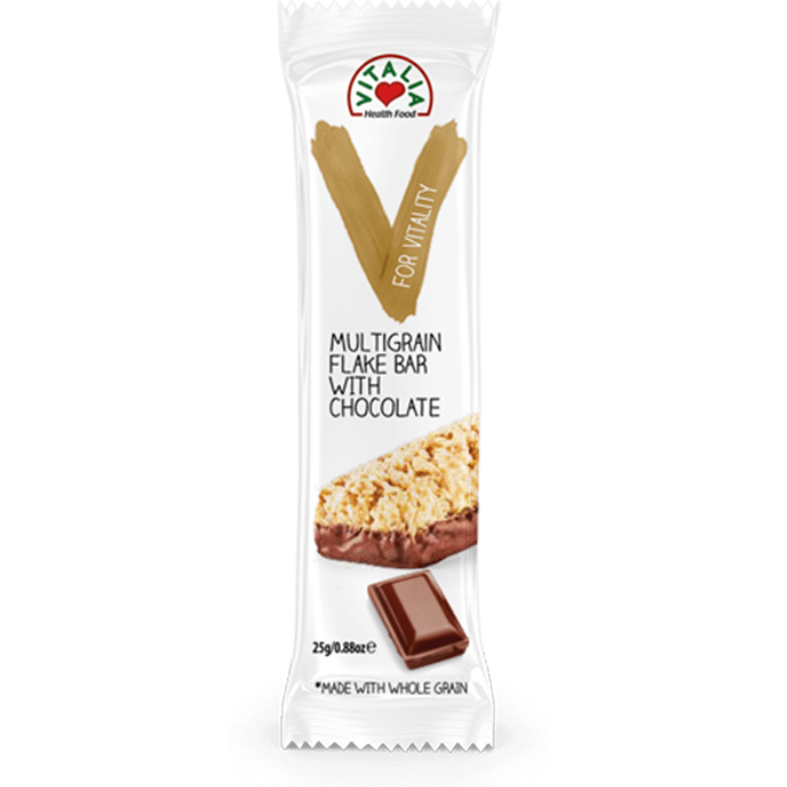 Multigrain Bar with Chocolate - Vitalia