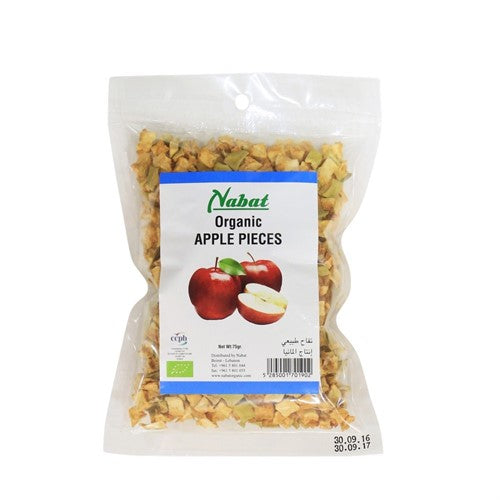 NABAT Organic Apple Pieces