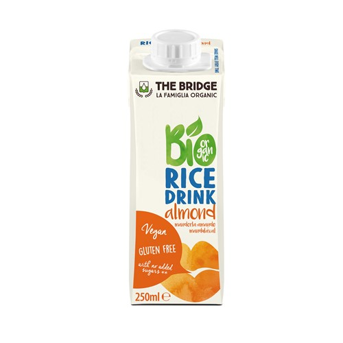 Rice almond drink