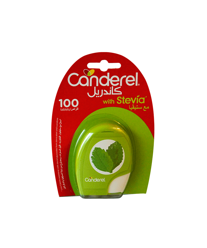 Canderel Tabs Green 100