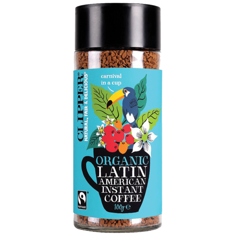 Latin American coffee - Clipper Organic