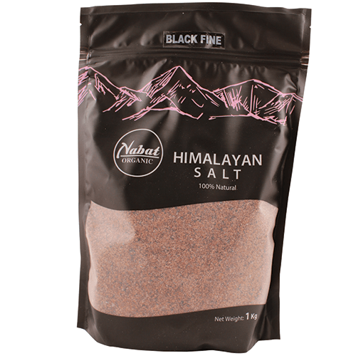 Himalaya Black salt Fine