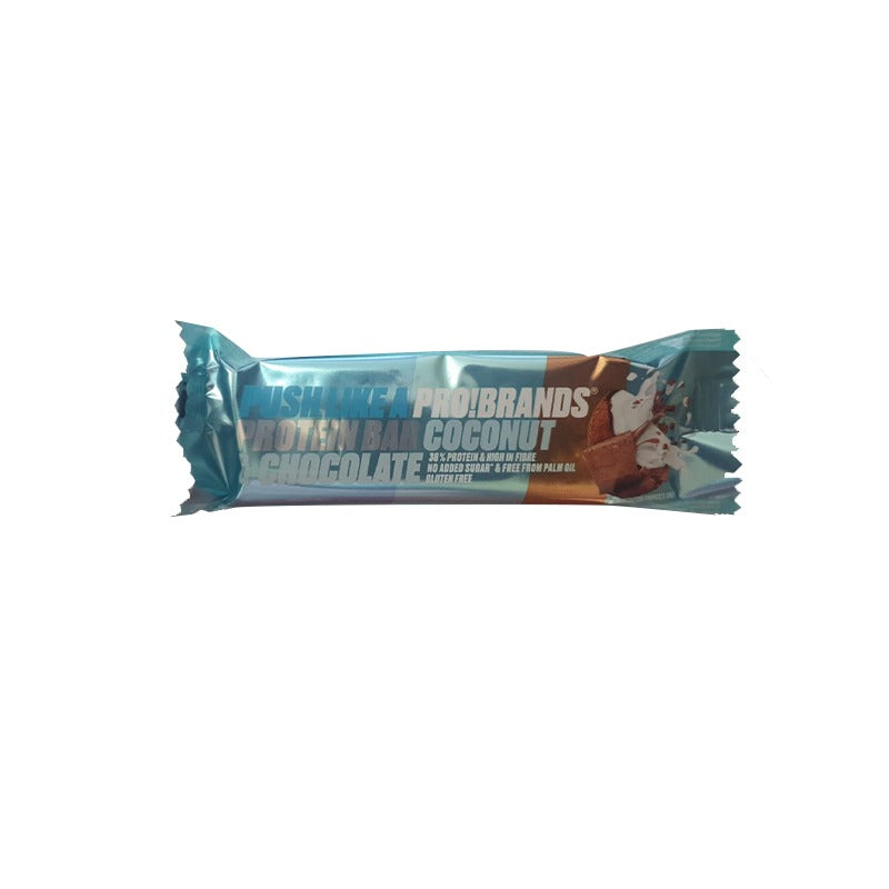 PROTEINPRO 38% PROTEIN COCONUT CHOCO 45 GRS BAR