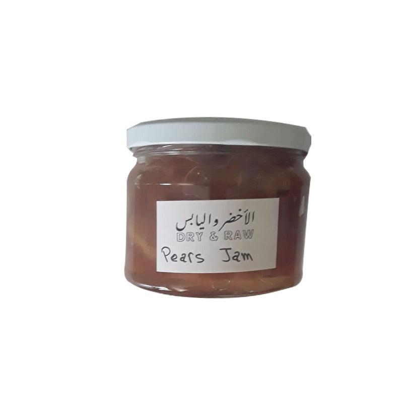 Dry and Raw Pears Jam 350gr