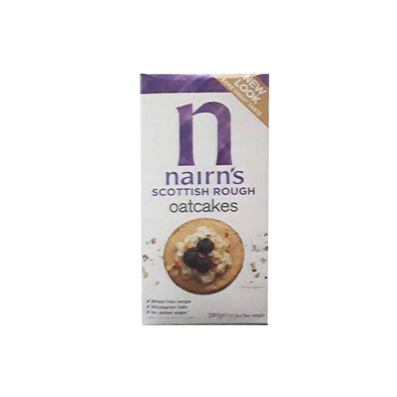 Nairn's Scotch Rough Sugar Free Oatcake 291gr