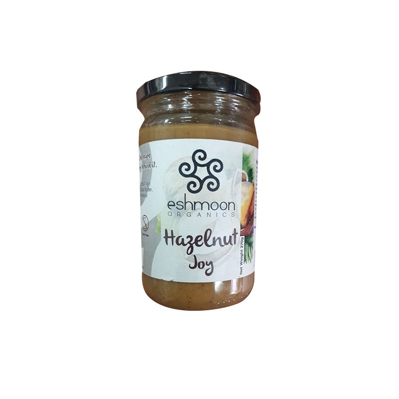 HAZELNUT BUTTER JOY 270GR