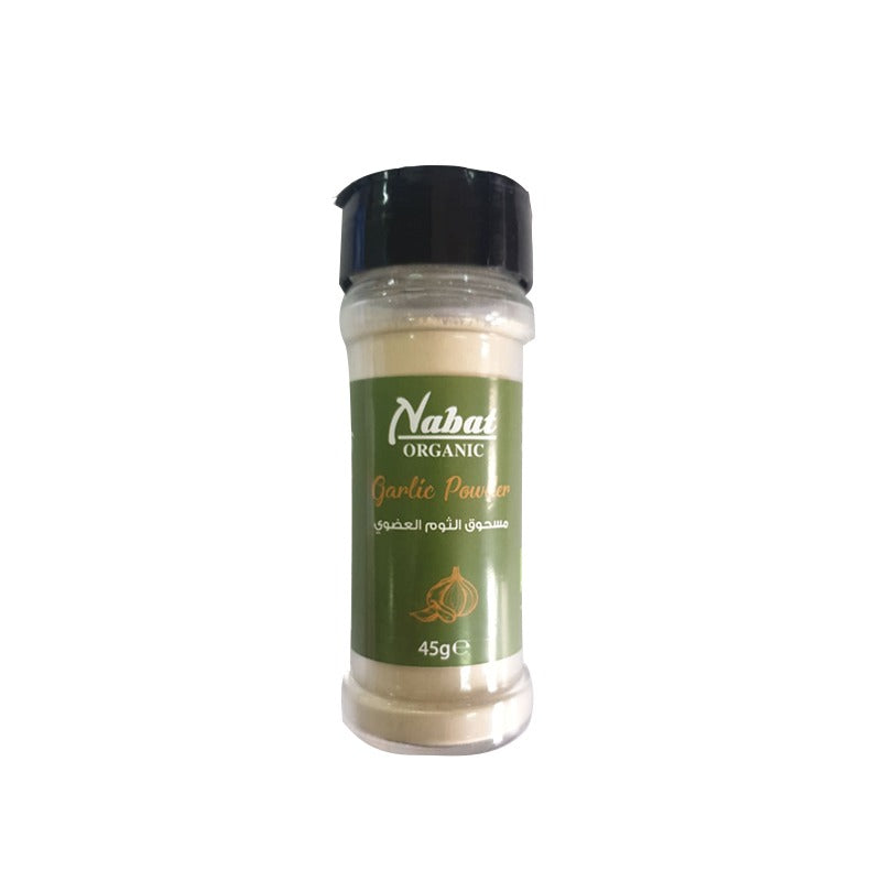 Organic Garlic Powder - Native