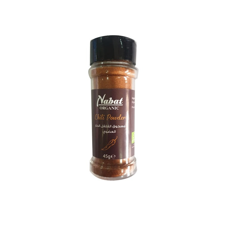 Organic Chili Powder 45gr