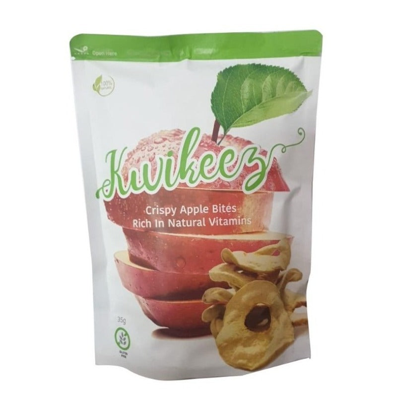 Kwikeez Apple Chips 100% Natural