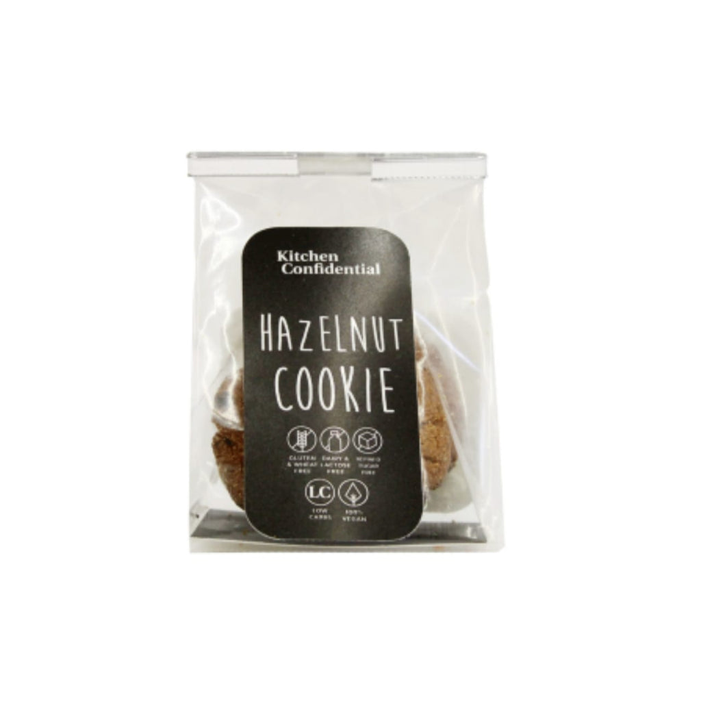 Hazelnut Cookie Vegan And Paleo