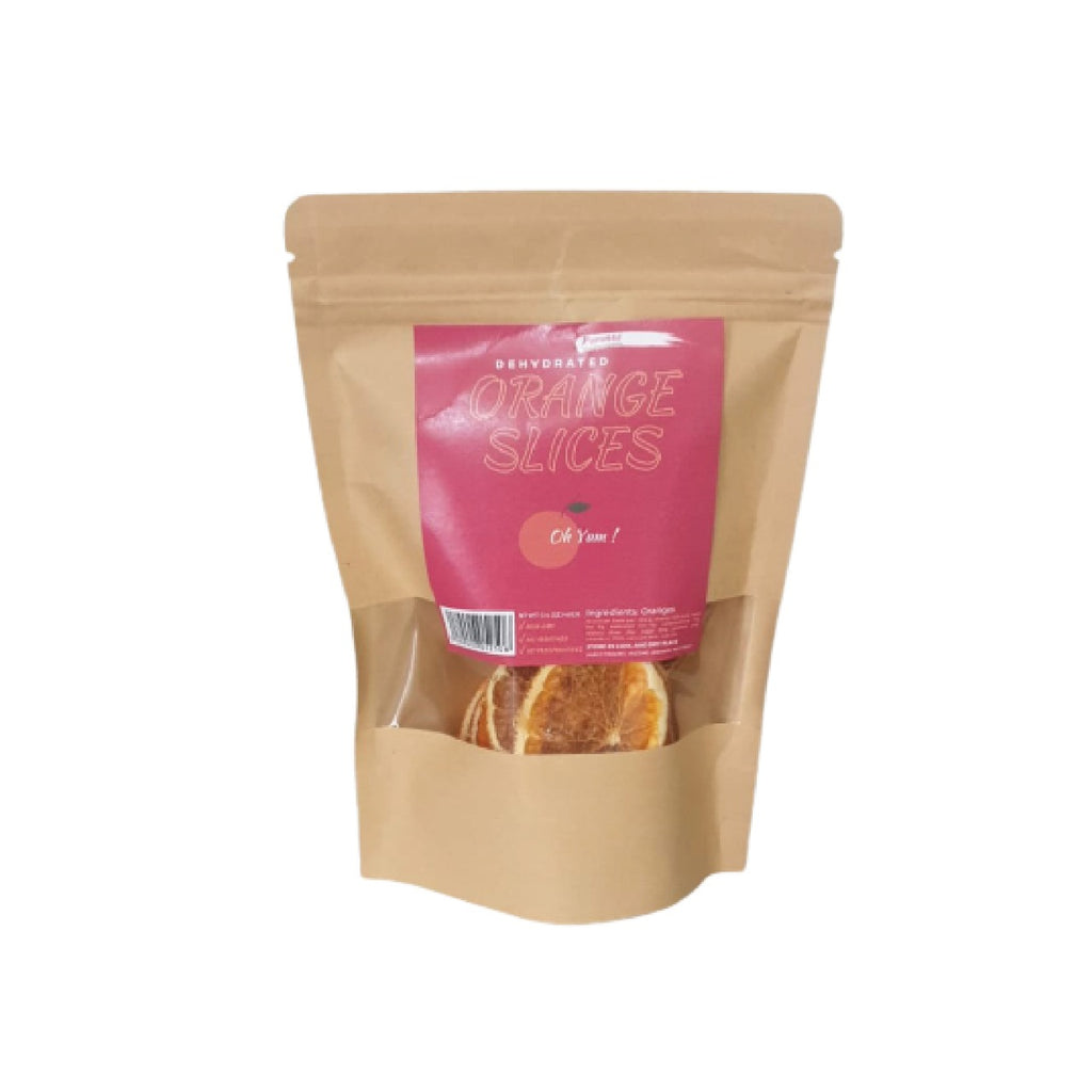 Dehydrated Oranges Slices 100gr- Pometto