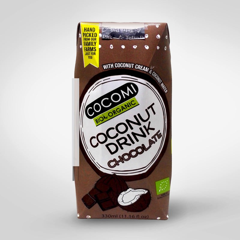 COCOMI chocolate coconut drink – 330mL