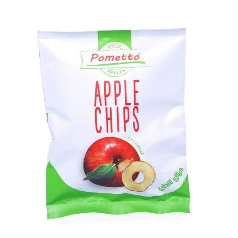 POMETTO Apple chips - 18g