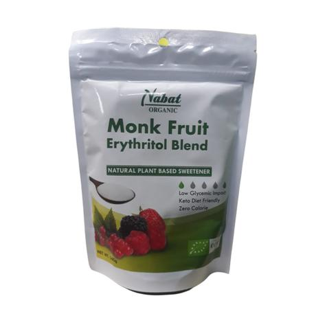 Organic Monk Fruit with Erythritol - Nabat