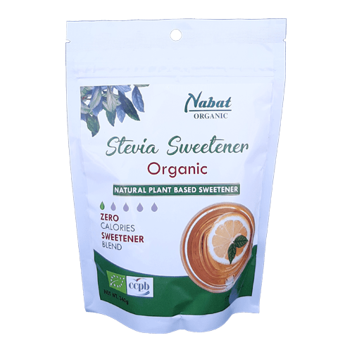 Organic Stevia Sweetener with Erythritol - 340g