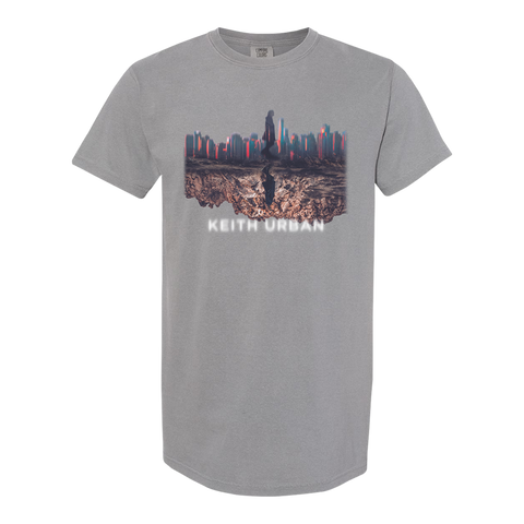 Skyline Grey T-Shirt