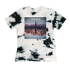 Skyline Tie Dye T-shirt + THE SPEED OF NOW PART 1 CD