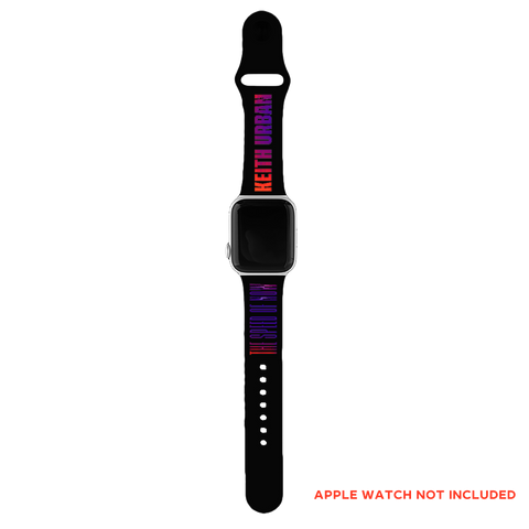 THE SPEED OF NOW PART 1 Apple Watch Strap