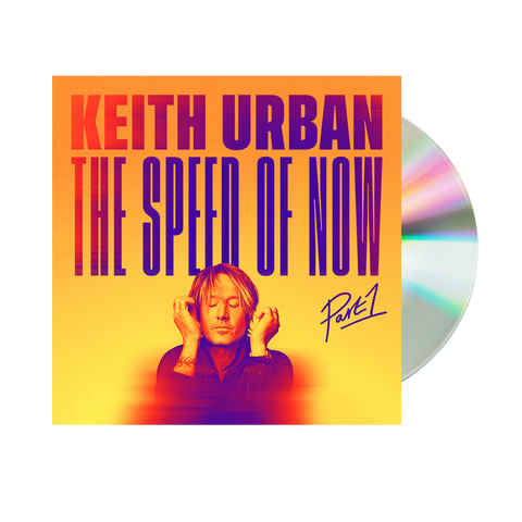 THE SPEED OF NOW Part 1 CD
