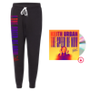THE SPEED OF NOW PART 1 Sweatpants + THE SPEED OF NOW Part 1 CD