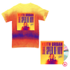 THE SPEED OF NOW PART 1 Tie Dye Cover T-shirt + THE SPEED OF NOW Part 1 CD