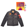 THE SPEED OF NOW Denim Patch Jacket + THE SPEED OF NOW Part 1 CD