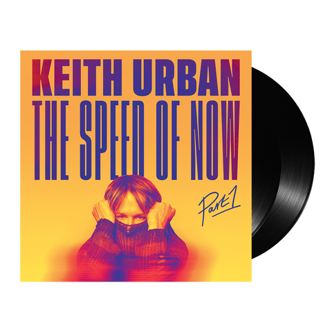 THE SPEED OF NOW PART 1 Vinyl