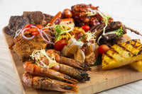Ultimate Grill Platter from Cocobolo