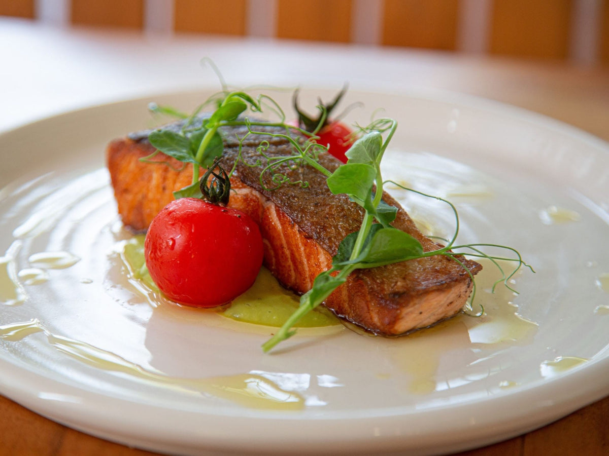Norwegian Salmon from Porta