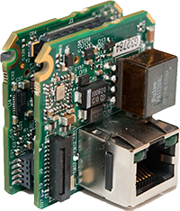 NTx-GigE Embedded Video Interface