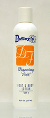 Dancing Feet Foot & Body Lotion 8oz