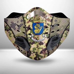 Portuguese Navy CLOTH FACE MASK WASHABLE PRINTED 3D - TRDH0207GV6_Mads