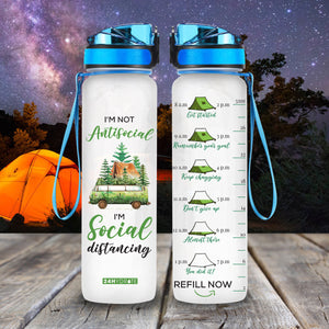 Social Distancing Water Tracker Bottle 32oz - MNPL1506GV9_Mads