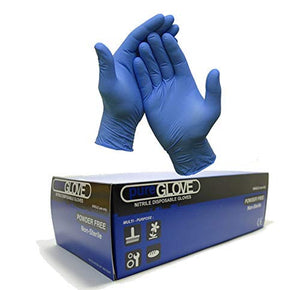 Nitrile Gloves - Pack of 100