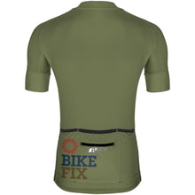 Load image into Gallery viewer, BIKEFIX Green - Jersey Pro 3