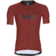 Load image into Gallery viewer, BIKEFIX Venture Red - Men Jersey Pro 3
