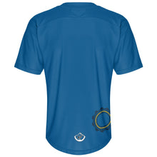 Load image into Gallery viewer, BIKEFIX Blue V - MTB Short Sleeve Jersey