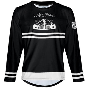 Custom_01 - MTB Long Sleeve Jersey