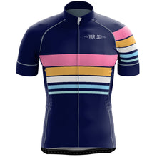 Load image into Gallery viewer, Q_cycle21 - Men Cycling Jersey 3.0