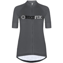 Load image into Gallery viewer, BIKEFIX Gray - Women Jersey Pro 3