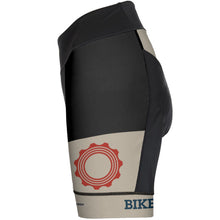 Load image into Gallery viewer, BIKEFIX Venture Beige - Women Cycling Shorts