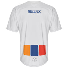 Load image into Gallery viewer, BIKEFIX Silver - MTB Short Sleeve Jersey