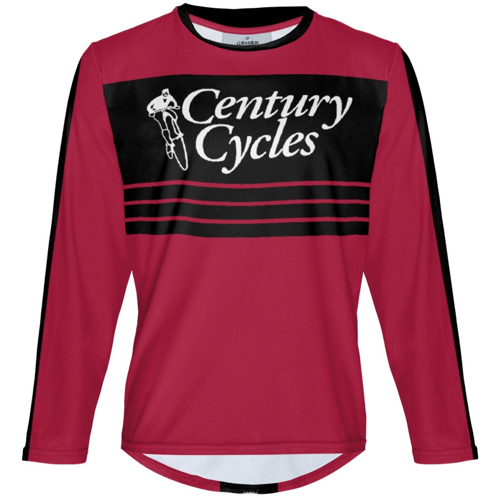 Century Cycles 1 - MTB Long Sleeve Jersey