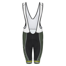 Load image into Gallery viewer, North of the Border Green - Men Cycling Bib