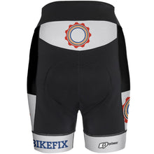 Load image into Gallery viewer, BIKEFIX Silver - Women Cycling Shorts