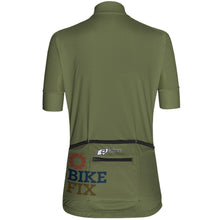 Load image into Gallery viewer, BIKEFIX Green - Women Jersey Pro 3