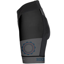 Load image into Gallery viewer, BIKEFIX Venture Gray - Women Cycling Shorts