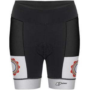 BIKEFIX Silver - Women Cycling Shorts