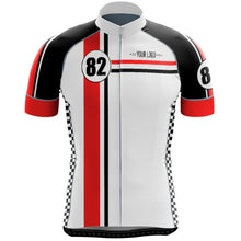 Load image into Gallery viewer, Q_cycle31 - Men Cycling Jersey 3.0