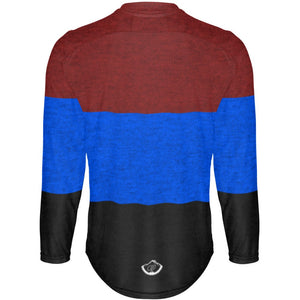 Custom_06 - MTB Long Sleeve Jersey